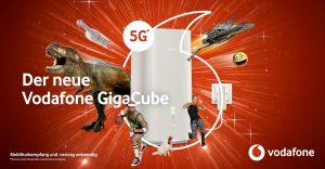 Vodafone GigaCube Alexa Skill
