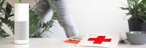 DRK Deutsches Rotes Kreuz Alexa Skill