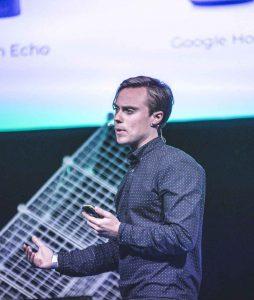Malte Kosub Speaker Vortrag Voice Alexa Google