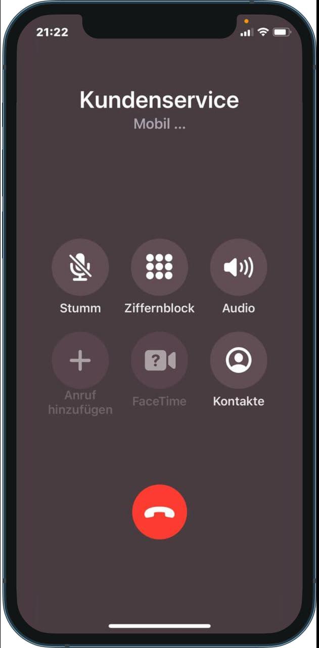 Symbolfoto iphone
