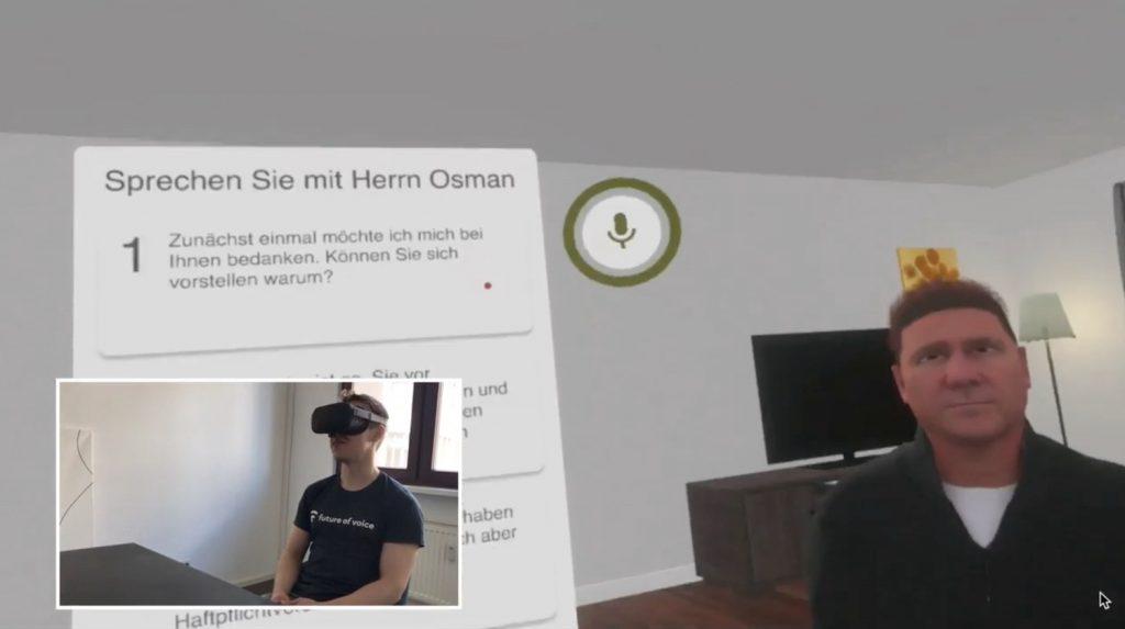 Virtual Reality in der Ausbildung